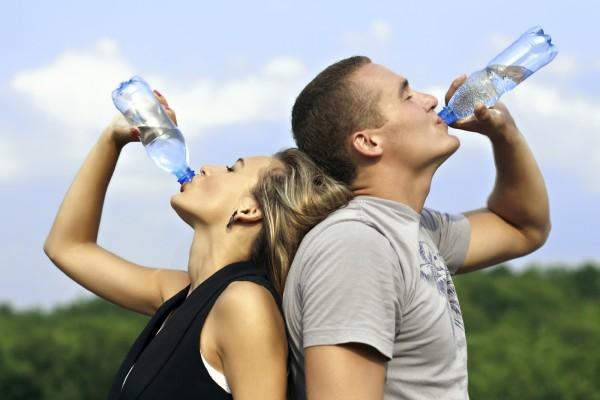 что являет собой водная диета