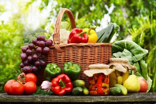 особенности фруктово-овощной диеты