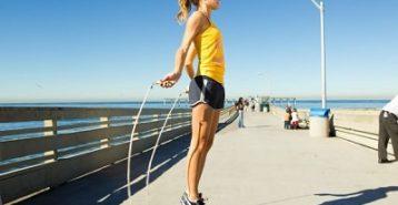 Эффективны ли прыжки на месте для похудения?