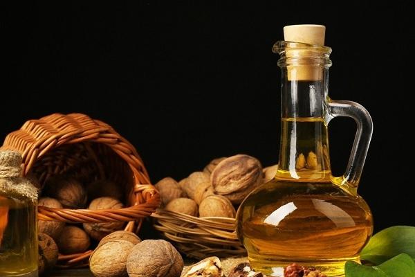 орехи и масло при диете