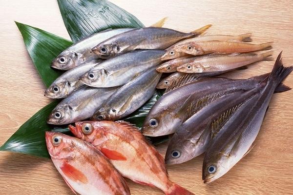морская рыба для диеты