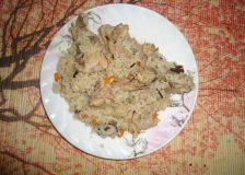 Рис с курицей: рецепт приготовления в мультиварке