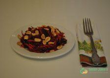 Овощной салат «Здоровье»