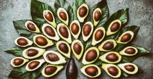 Авокадо — ценный источник полезного жира
