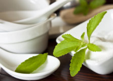 Стевия — зеленый листовой сахар